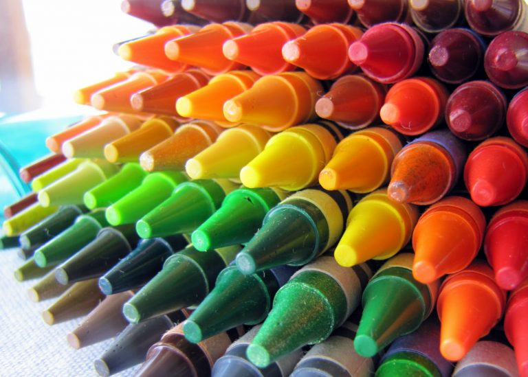 Crayola Crayons Adele Royce