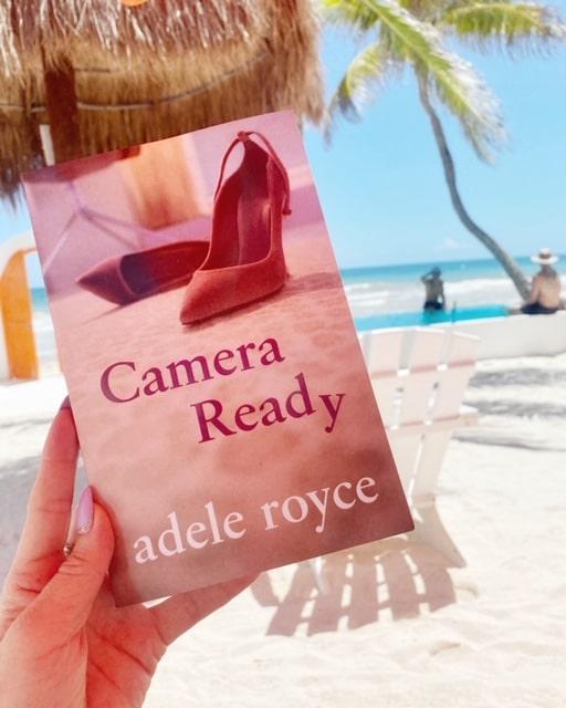 Beach Cover Shot Adele Royce